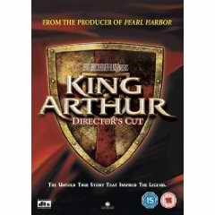 King Arthur Directors Cut DVD