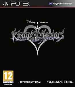 Kingdom Hearts 2 5 Remix PS3