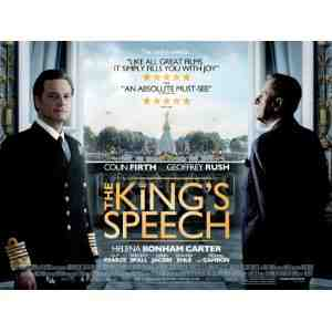 Kings Speech DVD Colin Firth
