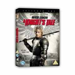 Knights Tale DVD Heath Ledger