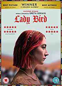 Lady Bird DVD
