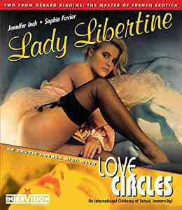 Lady Libertine Love Circles Blu ray