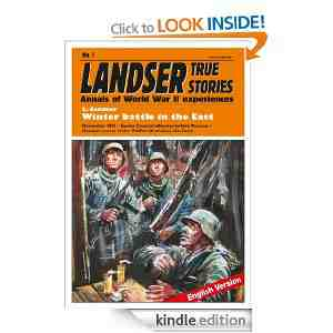 Landser Winter experiences stories ebook