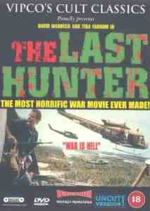 Last Hunter DVD David Warbeck
