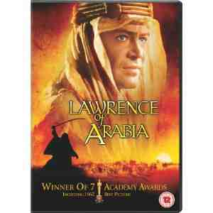 Lawrence Arabia DVD Jose Ferrer 2011