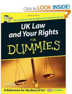 Law Your Rights For Dummies