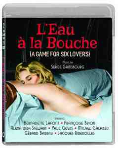 L'Eau a la Bouche / A Game for Six Lovers DVDBlu-rayCombo