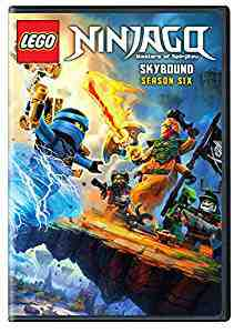 LEGO Ninjago: Masters of Spinjitzu: The Complete Sixth Season