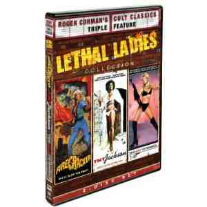 Lethal Ladies Collection Region NTSC