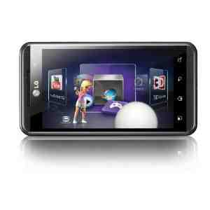 LG Optimus P920 Screen Android