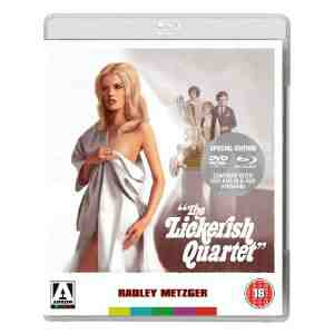 Lickerish Quartet Dual Format Blu ray