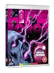 Lifeforce Blu ray Steve Railsback