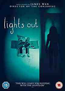 Lights Out DVD Billy Burke