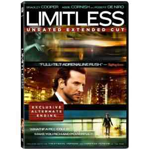 Limitless DVD Region US NTSC