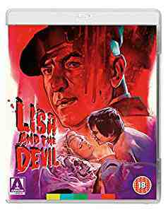 Lisa And The Devil Blu-ray