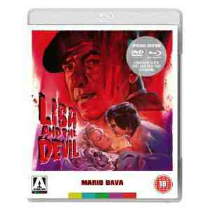 Lisa Devil Dual Format Blu ray