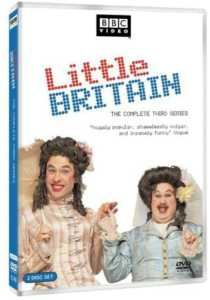 Little Britain - The Complete Third Series by David Williams DVD