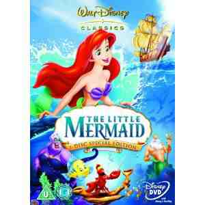 Little Mermaid Disc Special DVD