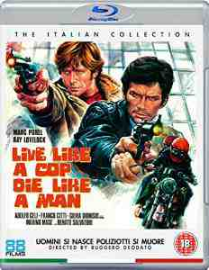 Live Like Cop Die Blu ray