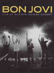 Live Madison Square Garden DVD