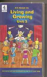 Living Growing VHS Sarah Kennedy
