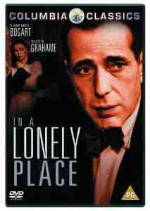 Lonely Place DVD Humphrey Bogart