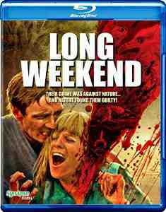 Long Weekend Blu ray John Hargreaves