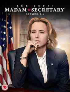 Madam Secretary - Seasons 1-4 Boxset DVD