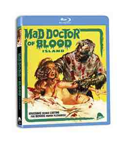 Mad Doctor of Blood Island Blu-ray