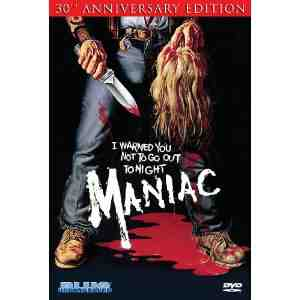 Maniac 30th Anniversary Region NTSC