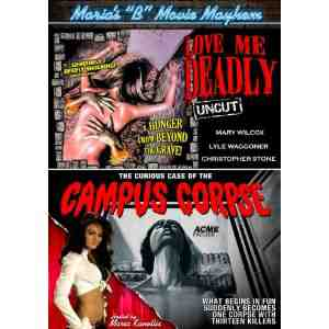 Marias B Movie Mayhem Deadly Curious