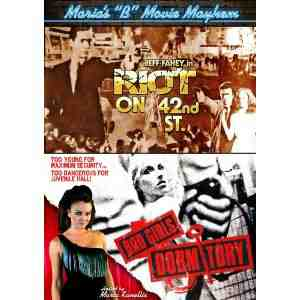 Marias B Movie Mayhem Riot Girls Region1