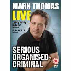 Mark Thomas Live DVD