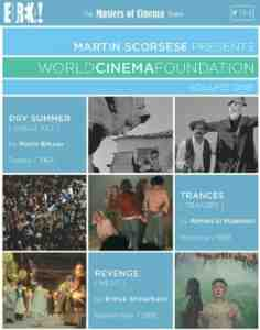 Martin Scorsese Presents Foundation Blu ray