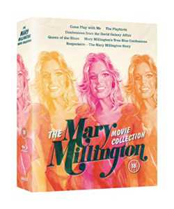 Mary Millington Movie Collection Blu-ray