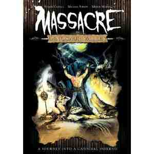 Massacre Dinosaur Valley Region NTSC
