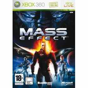 Mass Effect game cover