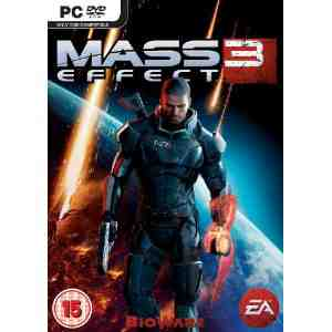 Mass Effect 3 PC DVD