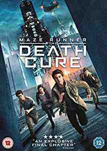 Maze Runner - The Death Cure DVD