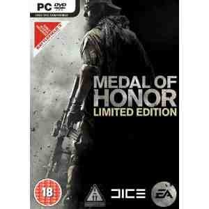 Medal Honor Limited PC DVD