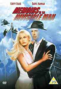 Memoirs Of An Invisible Man DVD