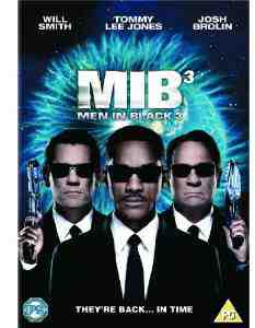 Men Black DVD Will Smith