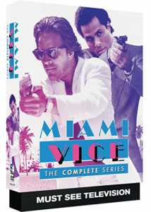 Miami Vice - The Complete Series DVD