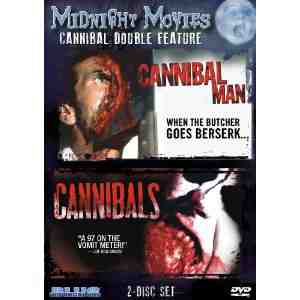 Midnight Movies Vol Cannibal Cannibals