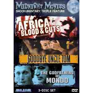Midnight Movies Vol Shockumentary Godfathers