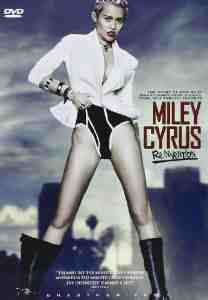 Miley Cyrus Reinvention DVD