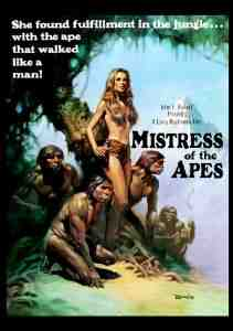 Mistress The Apes Barbara Leigh