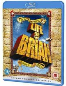 Monty Python's Life of Brian - The Immaculate Edition Blu-ray
