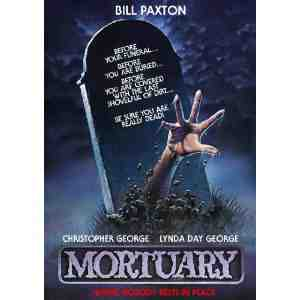 Mortuary DVD Region US NTSC