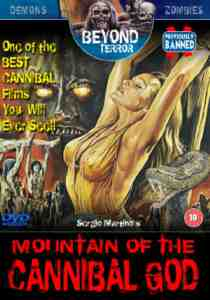 Mountain Cannibal God Ursula Andress